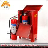 Шкаф пожарного рукава коробки огнетушителя металла высокого качества