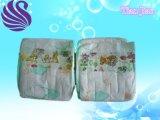 Couches-culottes remplaçables de bébé avec la bande de Refastenable pp