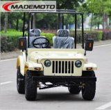 China Mais recente Willys Mini Jeep Jw1501 para Venda 110cc 125cc 150cc 200cc Opcional
