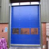 Portes à grande vitesse industrielles d'obturateur de rouleau de PVC (HF-2021)