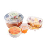Maintenir la santé de la cuisine la nourriture fraîche Garder le couvercle en silicone
