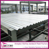 Anti-Erdbeben galvanisierte Stahlfußboden-Plattform/Fußboden-Grundplatte