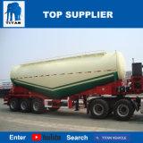 Veículo - Navio de cimento Titan semi reboque de 35 metros cúbicos de capacidade de transporte de cimento Veículo