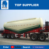 Titan-Fahrzeug - Kleber Bulker halb Schlussteil von 35 Kubikmeter-Kapazitäts-Kleber-Transport-LKW