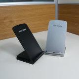 Беспроволочный заряжатель на iPhone 7 8 Iphonex и заряжатель Samsung быстрого беспроволочного