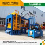 Vollautomatische Ziegelstein-Presse-Maschine für Block-Maschine des Verkaufs-Qt10-15 für Verkauf