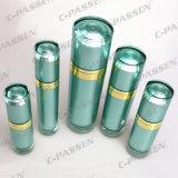 新しい到着の化粧品の包装のためのアクリルのクリーム色のローションのびん(PPC-ALB-042)