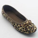 Flat Casual Ballerina Shoes del tessuto di modo della signora superiore con il sottopiede molle