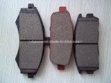 Personalizzabile tutti i rilievi di freno di generi con semimetallico in Shandong