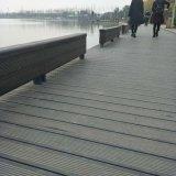 Suelo al aire libre resistente del rasguño con el bambú Floroing del hilo