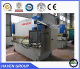 Hoja hidráulica /máquina de doblado de la placa con el sistema de control E200