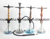 2017 새로운 디자인을%s 가진 최신 판매 알루미늄 줄기 Batia 중간 아크릴 Shisha Hookah