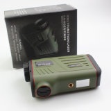 Erains TAC Optics W1200s Handheld 6X22 1200mの長間隔レーザーGolf Rangefinder Range Speed Measurement