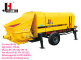 80m3/H Bomba de Fornecimento de Concreto Dhbt80