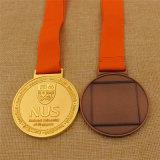 주문 금 은 청동 스포츠 금속에 의하여 주문을 받아서 만들어지는 메달