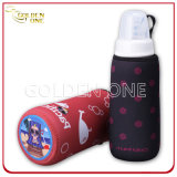 Dispositivo di raffreddamento tozzo della bottiglia di professione d'infermiera del bambino di rivestimento di sublimazione di alta qualità