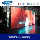 Farbenreiche InnenP3 1/16s LED Großbildbildschirmanzeige