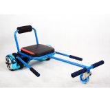 Дети Hoverkart педали управления подачей топлива на 2 колеса балансировка нагрузки на скутере с мягким сиденьем