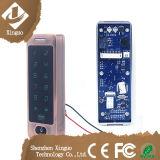 Sistema do controle de acesso do cartão de RFID para o apartamento