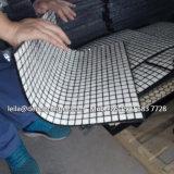 Forro de goma de cerámica compuesto por tubo transportador