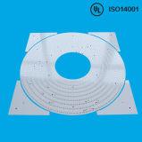 Aluminium Gebaseerde PCB van de Kern van het Metaal (Witte soldermask)