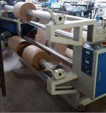 Horizontale aufschlitzende Rewinder Maschine für Plastikfilm/Papier