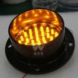Personalizado Epistar LED 100mm Amarillo Intermitente Semáforo Señal