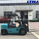 Forklift manual Diesel da capacidade do elevado desempenho 4ton com deslocador lateral