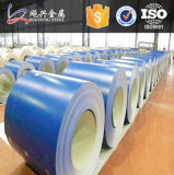 Цвет поставщика Китая строительных материалов деревянный покрыл стальную катушку
