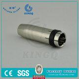 Kingq Binzel 36kd MIG CO2 Solda Lichtbogen-Schweißer-Schweißens-Fackel-Zusatzgerät