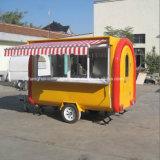Kiosque rapide de nourriture de déjeuner, chariot mobile Jy-B39 de nourriture de Changhaï