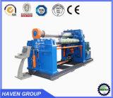 Machine de plaque du rouleau W12S-10X2000 4 de dépliement en acier et de roulement