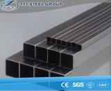 Soudés et tuyaux en acier inoxydable sans soudure 201 202 304 304L 316 316L à partir de la fabrication