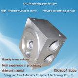 Anodisé Chinasandblast précision tournant de fraisage de pièces en aluminium d'usinage CNC