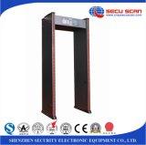 Niedriger Preis, gute Qualitätsqualitätsweg durch Metalldetektor