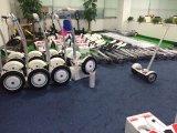 Motorino d'equilibratura di auto delle due rotelle, motorino elettrico dell'equilibrio astuto delle due rotelle, un motorino d'equilibratura A6 delle 2 rotelle
