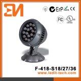 Luz CE/EMC/RoHS (F-418) del PUNTO del LED