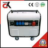 5kw/5kVA/5000W de nieuwe ModelGenerator In drie stadia van de Benzine met Ce