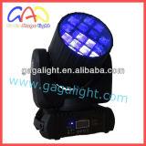 Luz principal móvil de la nueva del LED 12X10W RGBW 4in1 mini colada de la viga