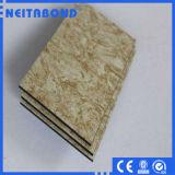 3*0,21 Aluminum Composite Material (ACM) painel sanduíche para sinalização de impressão