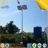 Lâmpada de rua solar IP67 Long Life 60W com iluminação LED