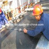 La minería del carbón de alta resistencia de cable de acero resistente al calor de la correa transportadora