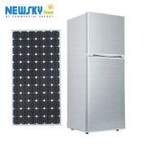 Solar de 12 voltios nevera congelador de una sola puerta