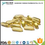 Omega certifiée par GMP 3 Softgel, capsule d'huile de poisson