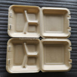 Formant compostables PLA fast-food Emballage