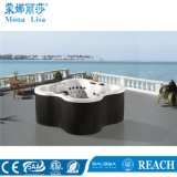 Outdoor acrylique hétérogènes de massage SPA Big Tub