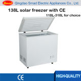 138L 12V Gleichstrom Freezer Solar Freezer Solar Chest Freezer