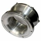 CNC Metaal die de Machinaal bewerkte Delen van het Staal van Stainl van het Aluminium van de Machine machinaal bewerken