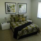 현대 작풍 사람들을%s 강철 조립식 Eco 별장 집