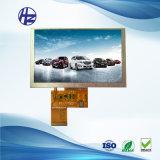 L'écran TFT LCD 5''480*272 Affichage à cristaux liquides TFT numérique CPT pour la navigation en voiture, Ka-TFT050EC010